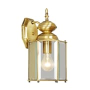 Livex Lighting Outdoor Basics 1 Light Outdoor Wall Lantern