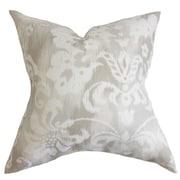 The Pillow Collection Ashura Floral Throw Pillow; 18'' x 18''