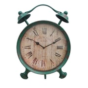 Cheungs Table Clock w/ Kickstand; Green