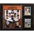 C & I Collectibles MLB 2013 Team Plaque; San Francisco Giants