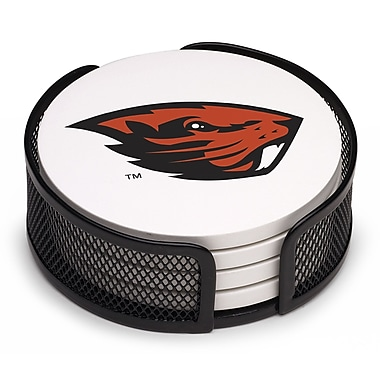Thirstystone 5 Piece Oregon State University Collegiate Coaster Gift Set