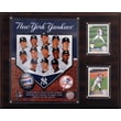 C & I Collectibles MLB 2013 Team Plaque; New York Yankees