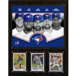 C & I Collectibles MLB 2013 Team Plaque; Toronto Blue Jays