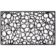 Entryways Recycled Rubber Loop Doormat; 1'6'' x 2'6''