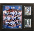 C & I Collectibles MLB 2013 Team Plaque; Chicago Cubs