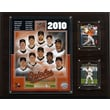 C & I Collectibles MLB 2013 Team Plaque; Baltimore Orioles