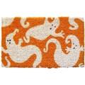 Entryways Handmade Ghosts Doormat; 18'' x 30''