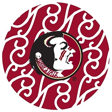 Thirstystone Florida State University Swirls Collegiate Coaster (Set of 4)