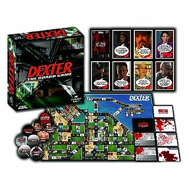 GDC-GameDevCo.Ltd Dexter Board Game