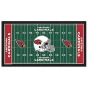Wincraft NFL Large Field Mat; Arizona Cardinals