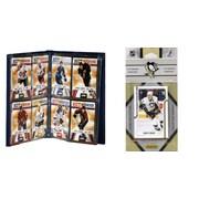 C & I Collectibles NHL Licensed 2011 Score Team Trading Card Set Plus Storage Album; Phoenix Coyotes