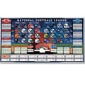 Wincraft NFL Playoff Board - Mixed Teams