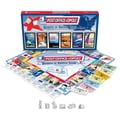 Late for the Sky Post Office-Opoly Wonders of America Stamps Edition Board Game