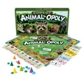Late for the Sky Forest Animal-Opoly Board Game