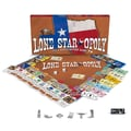 Late for the Sky Lone Star-Opoly Board Game
