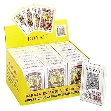 CHH Spanish Playing Cards (Set of 24)