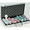 CHH 11.5g Royal Flush Big Number Poker Set; 500 Piece Set