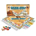 Late for the Sky Breed-Opoly Board Game; Golden Retriever