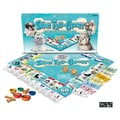 Late for the Sky Breed-Opoly Board Game; Shih Tzu