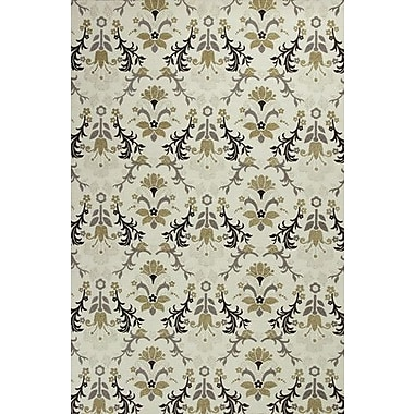 KAS Rugs Mulberry Allover Tapestry Area Rug; 2'3'' x 3'9''