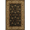 Chandra Dream Brown/Black Area Rug; 2' x 3'