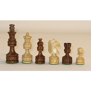 Chopra Royal Plus Carved Chessmen