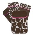 Rockland iPad Sleeve; Pinkgiraffe