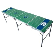 Tailgate Toss NFL Tailgate Table; Indianapolis Colts