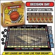 GDC-GameDevCo.Ltd Decision Day Fantasy Basketball Trading Card Board Game