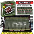 GDC-GameDevCo.Ltd Decision Day Fantasy Football Trading Card Board Game