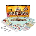 Late for the Sky Grillin-opoly Board Game