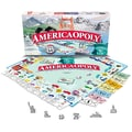 Late for the Sky America-opoly Board Game