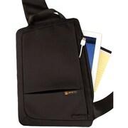 ProTec Zip iPad/Tablet Sling Bag; Black