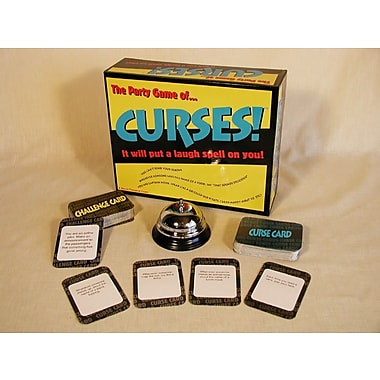 Play All Day Games Curses! Party Game