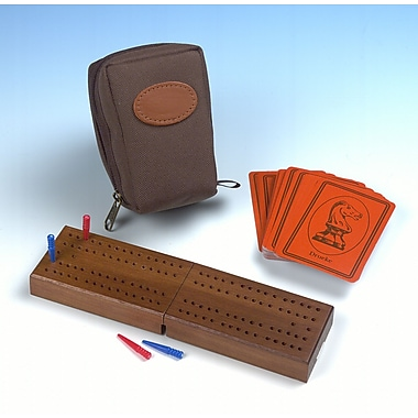 Drueke Travel Folding Cribbage