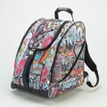 Athalon Sportgear Everything Boot Bag; Graffiti