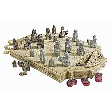 Design Toscano Isle of Lewis Chess Set