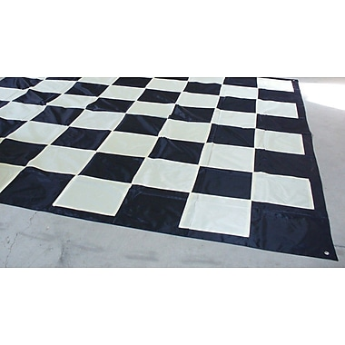 CN Chess Nylon Garden Chess Mat
