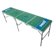 Tailgate Toss NFL Tailgate Table; Detroit Lions