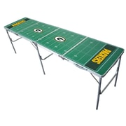 Tailgate Toss NFL Tailgate Table; Green Bay Packers