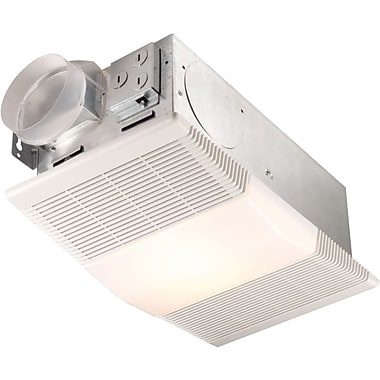 Broan Nutone 70 CFM Ceiling Exhaust Fan with Heater and Light