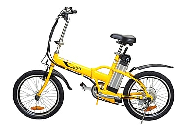 Yukon Trail E- Fold Folding Electric Bike