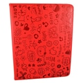 Bargain Tablet Parts Ipad 2 and Ipad 3 Cute Series Case; Red