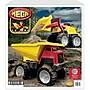 American Plastic Toys Mega Construction Truck