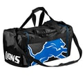 Forever Collectibles NFL 11'' Travel Duffel; Detroit Lions