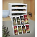 YouCopia Classic 24 Bottle SpiceStack; White