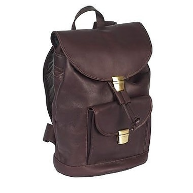 Claire Chase Classic Backpack; Caf
