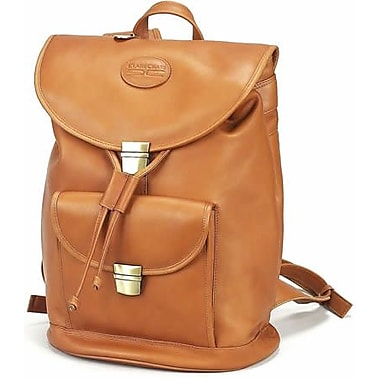 Claire Chase Classic Backpack; Saddle