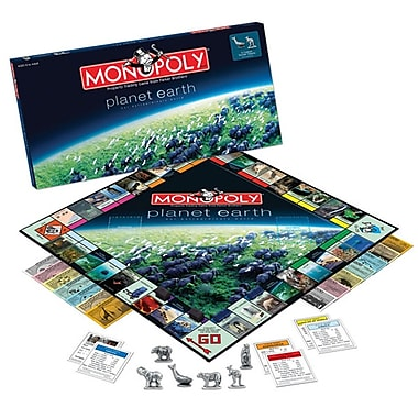 USAopoly Planet Earth Monopoly
