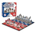 USAopoly Yankees vs Red Sox Chess